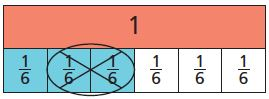 Add Fractions Using Models - Lesson Check - Page No 405 Q2