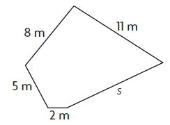 Go Math Grade 3 Answer Key Chapter 11 Perimeter and Area Find Unknown Side Lengths img 19