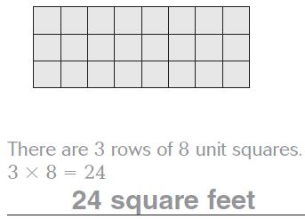 Go Math Grade 3 Answer Key Chapter 11 Perimeter and Area Use Area Models img 43