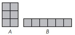 Go Math Grade 3 Answer Key Chapter 11 Perimeter and Area Same Area, Different Perimeters img 91