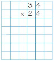 Go Math Grade 4 Answer Key Chapter 3 Multiply 2-Digit Numbers img 14