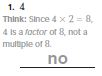 Go Math Grade 4 Answer Key Chapter 5 Factors, Multiples, and Patterns Common Core Factors and Multiples img 16