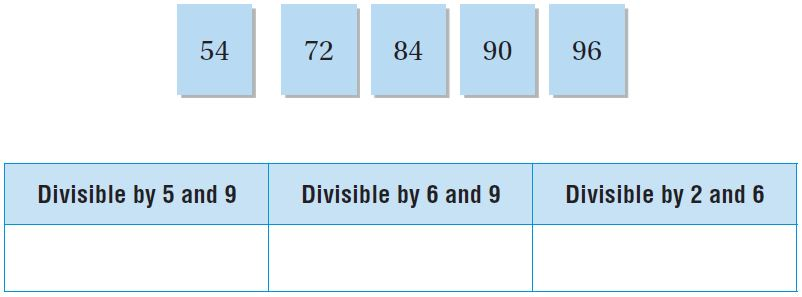 Go Math Grade 4 Answer Key Chapter 5 Factors, Multiples, and Patterns Review/Test img 28