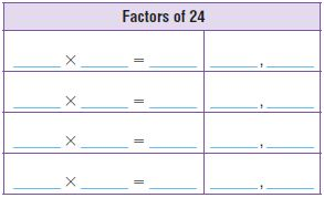 Go Math Grade 4 Answer Key Chapter 5 Factors, Multiples, and Patterns img 5