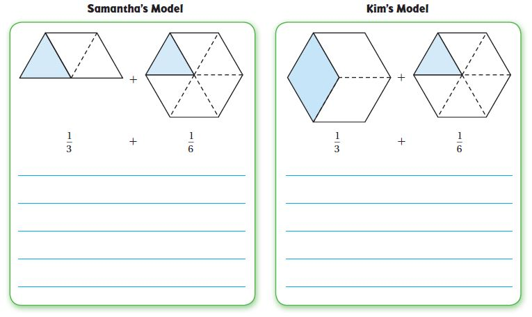 Go Math Grade 4 Answer Key Chapter 6 Fraction Equivalence and Comparison img 45
