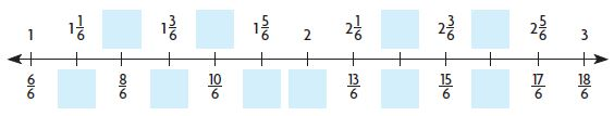 Go Math Grade 4 Answer Key Chapter 7 Add and Subtract Fractions Page No. 419 Q 1