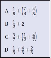 Go Math Grade 4 Answer Key Chapter 7 Add and Subtract Fractions Page No. 437 Q 13