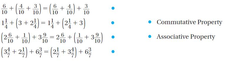 Go Math Grade 4 Answer Key Chapter 7 Add and Subtract Fractions Page No. 449 Q 9