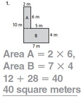 Go Math Grade 4 Answer Key Homework Practice FL Chapter 13 Algebra Perimeter and Area Common Core - Algebra: Perimeter and Area img 17