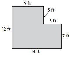 Go Math Grade 4 Answer Key Homework Practice FL Chapter 13 Algebra Perimeter and Area Common Core - Algebra: Perimeter and Area img 18