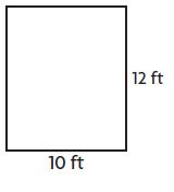 Go Math Grade 4 Answer Key Homework Practice FL Chapter 13 Algebra Perimeter and Area Common Core - Algebra: Perimeter and Area img 3