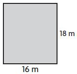 Go Math Grade 4 Answer Key Homework Practice FL Chapter 13 Algebra Perimeter and Area Common Core - Algebra: Perimeter and Area img 36