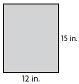 Go Math Grade 4 Answer Key Homework Practice FL Chapter 13 Algebra Perimeter and Area Common Core - Algebra: Perimeter and Area img 37
