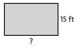 Go Math Grade 4 Answer Key Homework Practice FL Chapter 13 Algebra Perimeter and Area Common Core - Algebra: Perimeter and Area img 43