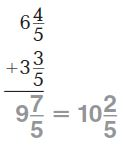 Go Math Grade 4 Answer Key Homework Practice FL Chapter 7 Add and Subtract Fractions Common Core - Add and Subtract Fractions img 16