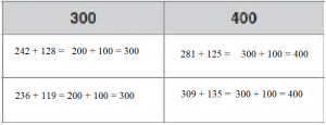 Go Math Grade 3 Answer Key Chapter 1 Addition and Subtraction within 1,000 Assessment Test