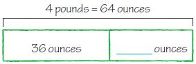 Go Math Grade 5 Answer Key Chapter 10 Convert Units of Measure Lesson 3: Weight img 8
