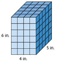 Go Math Grade 5 Answer Key Chapter 11 Geometry and Volume Lesson 8: Volume of Rectangular Prisms img 101