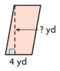 Go Math Grade 6 Answer Key Chapter 10 Area of Parallelograms img 6