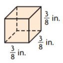 Go Math Grade 6 Answer Key Chapter 11 Surface Area and Volume img 62