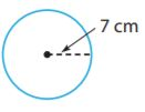 Go Math Grade 7 Answer Key Chapter 9 Circumference, Area, and Volume img 2