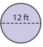 Go Math Grade 7 Answer Key Chapter 9 Circumference, Area, and Volume img 51