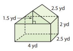 Go Math Grade 7 Answer Key Chapter 9 Circumference, Area, and Volume img 55
