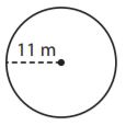 Go Math Grade 7 Answer Key Chapter 9 Circumference, Area, and Volume img 56