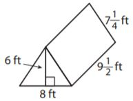 Go Math Grade 7 Answer Key Chapter 9 Circumference, Area, and Volume img 71