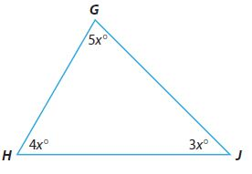 Go Math Grade 8 Answer Key Chapter 11 Angle Relationships in Parallel Lines and Triangles Lesson 2: Angle Theorems for Triangles img 15