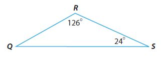 Go Math Grade 8 Answer Key Chapter 11 Angle Relationships in Parallel Lines and Triangles Lesson 2: Angle Theorems for Triangles img 8
