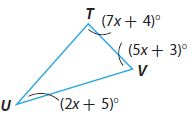 Go Math Grade 8 Answer Key Chapter 11 Angle Relationships in Parallel Lines and Triangles Lesson 2: Angle Theorems for Triangles img 9