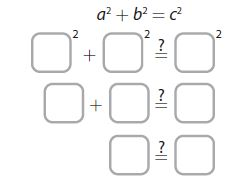 Go Math Grade 8 Answer Key Chapter 12 The Pythagorean Theorem Lesson 2: Converse of the Pythagorean Theorem img 10