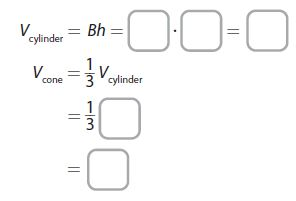 Go Math Grade 8 Answer Key Chapter 13 Volume Lesson 2: Volume of Cones img 8