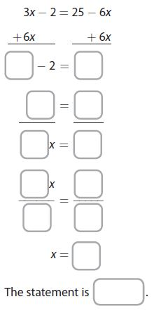 Go Math Grade 8 Answer Key Chapter 7 Solving Linear Equations Lesson 4: Equations with Many Solutions or No Solution img 8