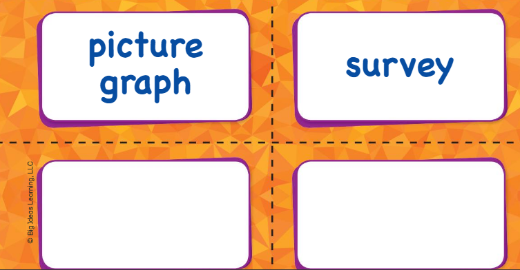 Big Ideas Math Answer Key Grade 2 Chapter 13 Represent and Interpret Data v4