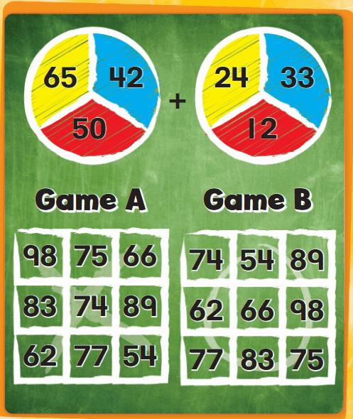 Big Ideas Math Answer Key Grade 2 Chapter 3 Addition to 100 Strategies 143