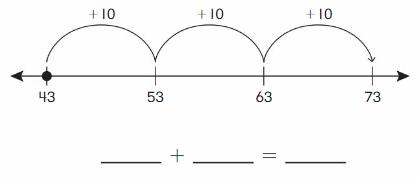 Big Ideas Math Answer Key Grade 2 Chapter 3 Addition to 100 Strategies 21