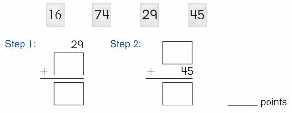 Big Ideas Math Answer Key Grade 2 Chapter 4 Fluently Add within 100 172