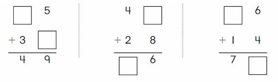 Big Ideas Math Answer Key Grade 2 Chapter 4 Fluently Add within 100 193
