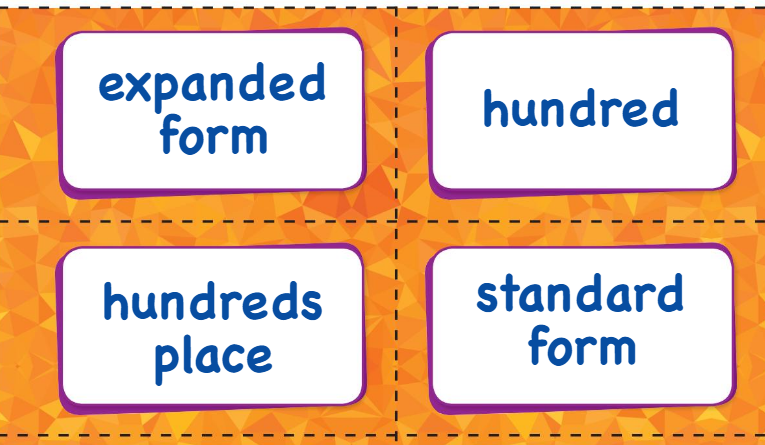 Big Ideas Math Answer Key Grade 2 Chapter 7 Understand Place Value to 1,000 v 4
