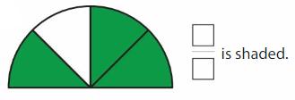 Big Ideas Math Answer Key Grade 3 Chapter 10 Understand Fractions 157