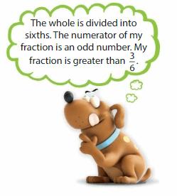 Big Ideas Math Answer Key Grade 3 Chapter 10 Understand Fractions 74
