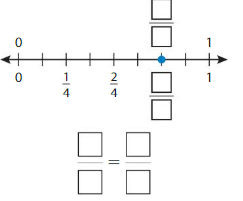 Big Ideas Math Answer Key Grade 3 Chapter 11 Understand Fraction Equivalence and Comparison chp 4