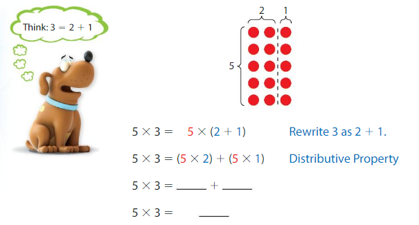 Big Ideas Math Answer Key Grade 3 Chapter 3 More Multiplication Facts and Strategies 3.1 3
