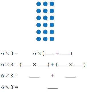 Big Ideas Math Answer Key Grade 3 Chapter 3 More Multiplication Facts and Strategies 3.1 4