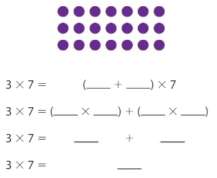 Big Ideas Math Answer Key Grade 3 Chapter 3 More Multiplication Facts and Strategies 3.1 7