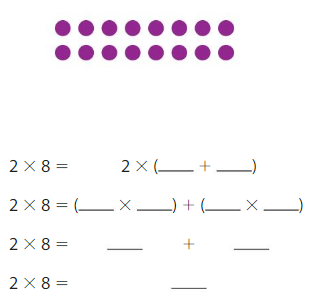 Big Ideas Math Answer Key Grade 3 Chapter 3 More Multiplication Facts and Strategies 3.5 18