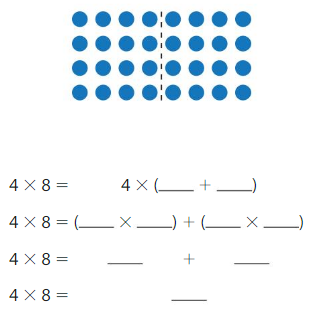 Big Ideas Math Answer Key Grade 3 Chapter 3 More Multiplication Facts and Strategies 3.5 4