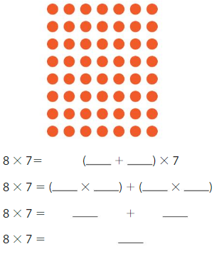 Big Ideas Math Answer Key Grade 3 Chapter 3 More Multiplication Facts and Strategies 3.5 5